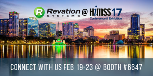Revation at HIMSS 2017
