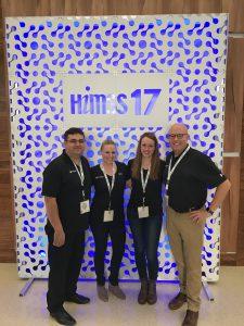 Revation Team at HIMSS17