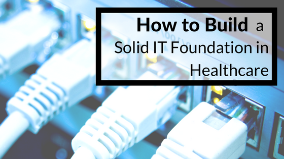 Solid IT Foundation Graphic