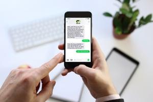 iPhone_Reva SMS Engage